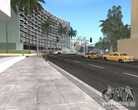 Текстуры Los Santos из GTA 5 для GTA San Andreas седьмой скриншот