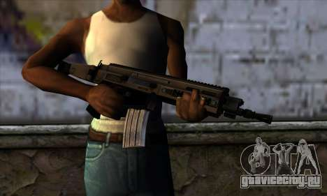 CZ805 из Battlefield 4 для GTA San Andreas третий скриншот