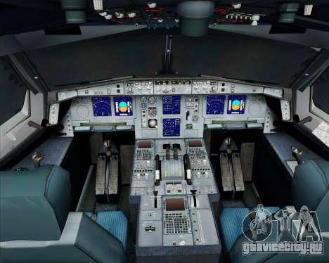 Airbus A340-300 Air Koryo для GTA San Andreas салон