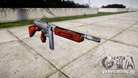 Пистолет-пулемёт Thompson M1A1 box icon1 для GTA 4