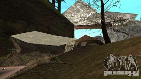 Трасса Offroad v1.1 by Rappar313 для GTA San Andreas шестой скриншот