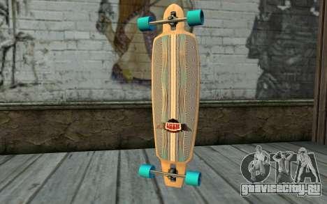 Longboard для GTA San Andreas второй скриншот