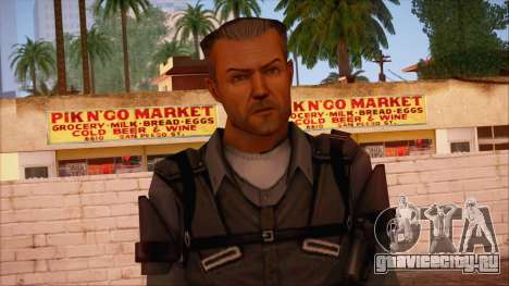 VIP from Counter Strike Condition Zero для GTA San Andreas третий скриншот