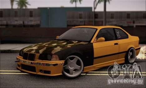 BMW M3 E36 Drift для GTA San Andreas