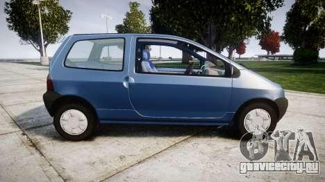 Renault Twingo I для GTA 4 вид слева
