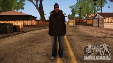 GTA 5 Online Skin 10 для GTA San Andreas