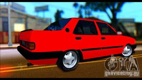 Tofas Dogan SLX Koni Clup для GTA San Andreas вид слева