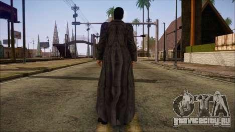 Neo Matrix Skin для GTA San Andreas второй скриншот
