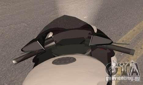 Double T GTA 5 для GTA San Andreas вид сзади слева