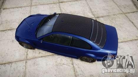 Ubermacht Sentinel Seven v2.0 для GTA 4 вид справа