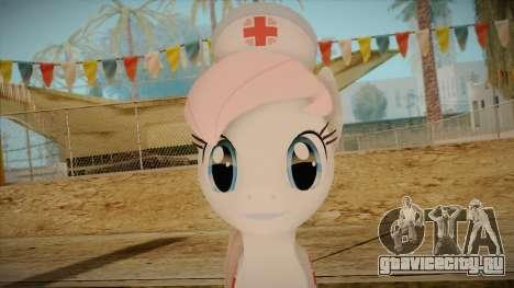 Nurseredheart from My Little Pony для GTA San Andreas третий скриншот