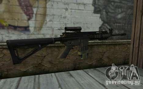 M4A1 from COD Modern Warfare 3 для GTA San Andreas второй скриншот