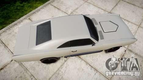 Imponte Dukes Supercharger для GTA 4 вид справа