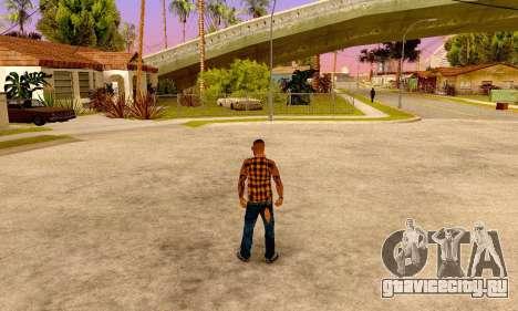 Los Santos Vagos для GTA San Andreas шестой скриншот