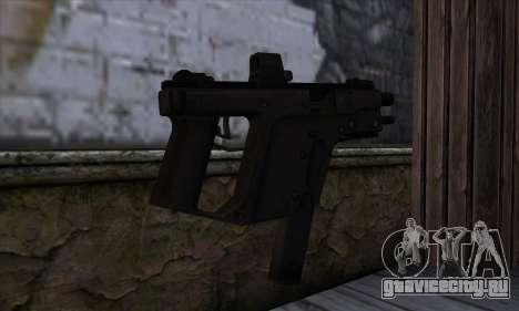 Tec9 from State of Decay для GTA San Andreas второй скриншот