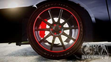 ВАЗ-2109 alloy для GTA 4 вид сзади
