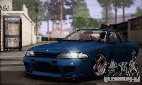 Nissan GT-R32 для GTA San Andreas