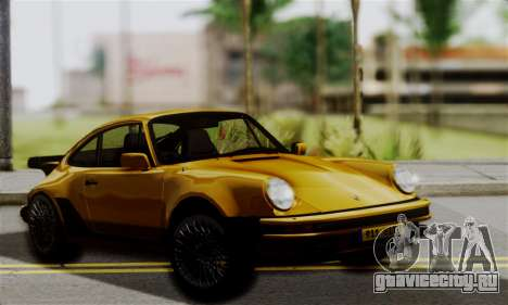 Porche 911 Turbo 1982 для GTA San Andreas