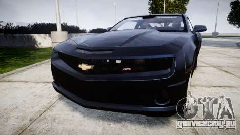 Chevrolet Camaro SS [ELS] Unmarked interceptors для GTA 4