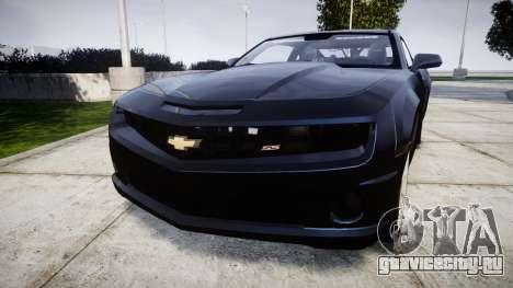 Chevrolet Camaro SS [ELS] Unmarked interceptors для GTA 4