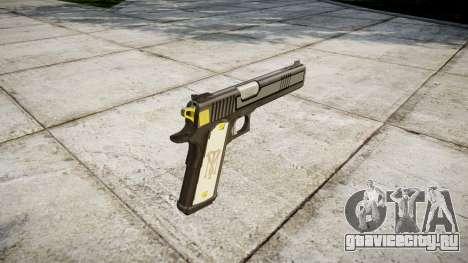 Пистолет Тони Монтана для GTA 4 второй скриншот
