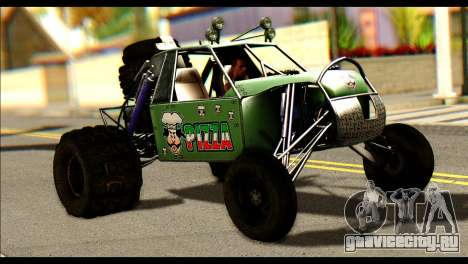 Buggy Fireball from Fireburst для GTA San Andreas
