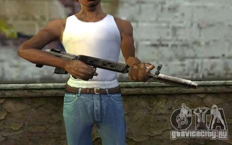 СВУ Без Оптики для GTA San Andreas третий скриншот