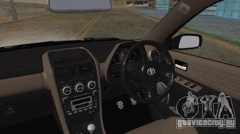 Toyota Altezza (RS200) 2004 (HQLM) для GTA San Andreas вид сзади слева