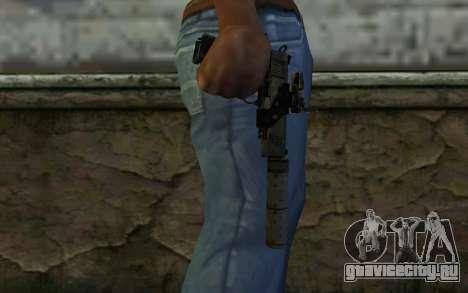 New  Silenced для GTA San Andreas третий скриншот