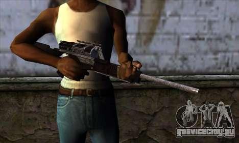 Calico M951S from Warface v2 для GTA San Andreas третий скриншот
