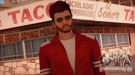 GTA 5 Online Skin 13 для GTA San Andreas третий скриншот