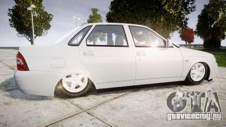 ВАЗ-2170 Lada Priora Dubai для GTA 4 вид слева