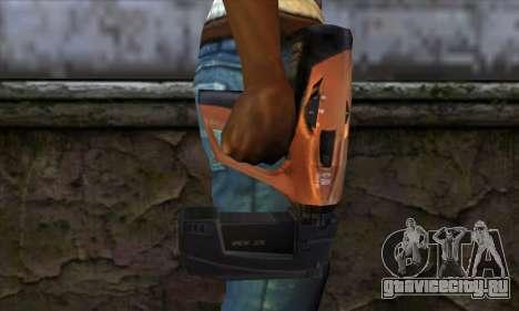 Nailgun from Manhunt для GTA San Andreas третий скриншот