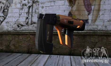 Nailgun from Manhunt для GTA San Andreas