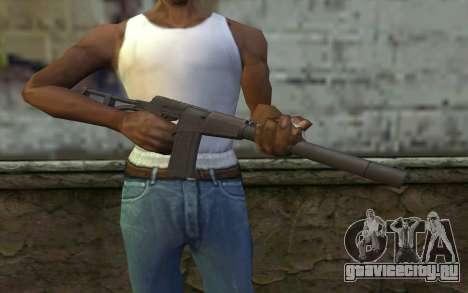 АС ВАЛ (Battlefield 3) для GTA San Andreas третий скриншот