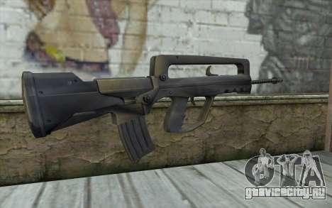 Famas HD для GTA San Andreas второй скриншот