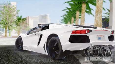 ENB Series By HD v2 для слабых и средних ПК для GTA San Andreas четвёртый скриншот