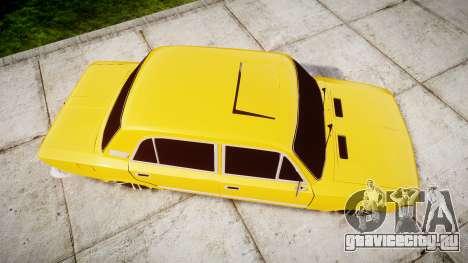 ВАЗ-2106 для GTA 4 вид справа