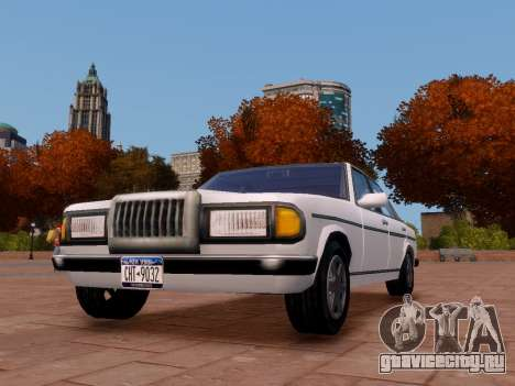 Admiral from GTA Vice City для GTA 4