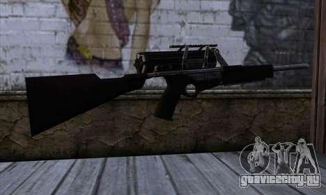 Calico M951S from Warface v2 для GTA San Andreas второй скриншот