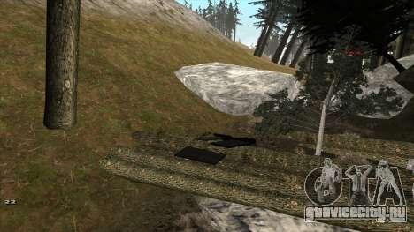 Трасса Offroad v1.1 by Rappar313 для GTA San Andreas четвёртый скриншот
