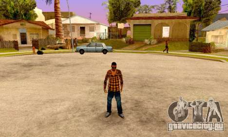 Los Santos Vagos для GTA San Andreas пятый скриншот