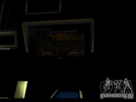 Новые Пикадор для GTA San Andreas вид сверху
