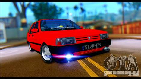 Tofas Dogan SLX Koni Clup для GTA San Andreas