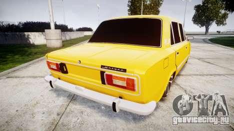 ВАЗ-2106 для GTA 4 вид сзади слева