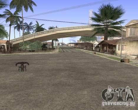 Текстуры Los Santos из GTA 5 для GTA San Andreas шестой скриншот