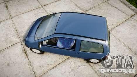 Renault Twingo I для GTA 4 вид справа