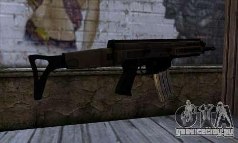 CZ805 из Battlefield 4 для GTA San Andreas второй скриншот