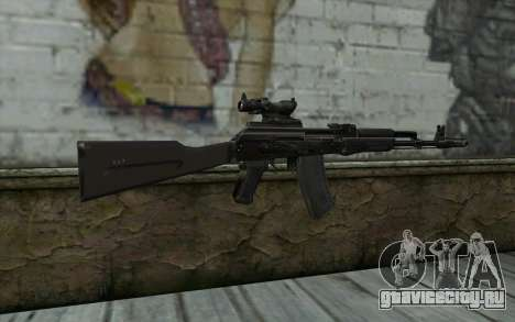 Glock-17 Silenced для GTA San Andreas второй скриншот
