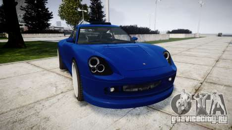 Pfister Comet Turbo v2.0 для GTA 4